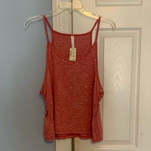 Aeropostale Red Tank Top, new with tags